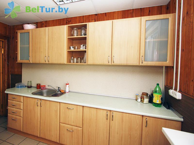 Отдых в Белоруссии Беларуси - база отдыха Плещеницы - Кухня