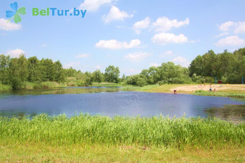 Отдых в Белоруссии Беларуси - база отдыха Лесная Гавань - Водоём
