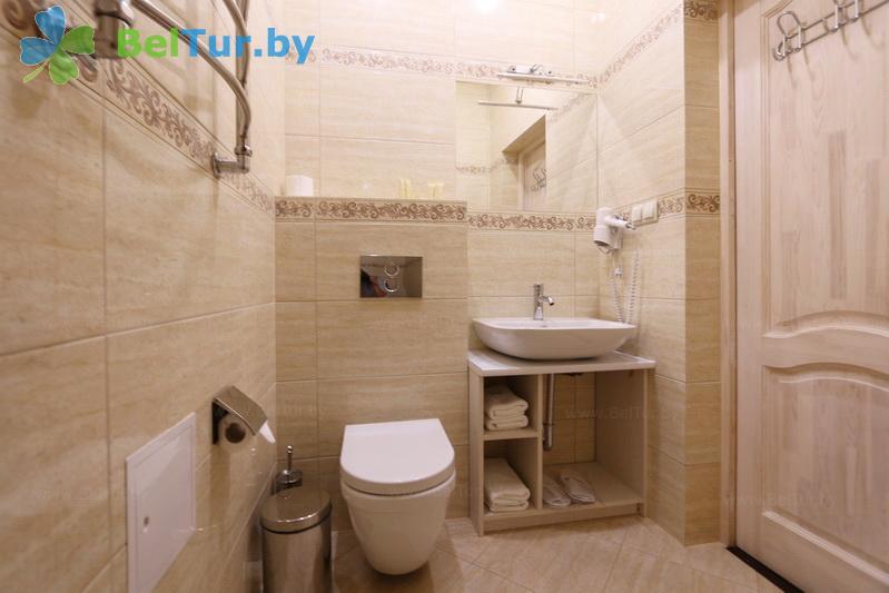 Отдых в Белоруссии Беларуси - база отдыха Лесная Гавань - двухместный однокомнатный эконом-класса (гостиница)