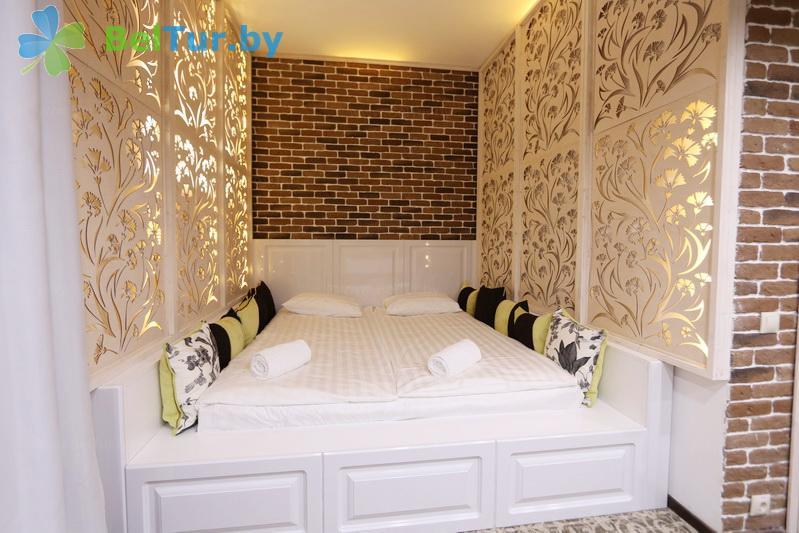 Отдых в Белоруссии Беларуси - база отдыха Лесная Гавань - четырехместный двухуровневый люкс (гостиница)