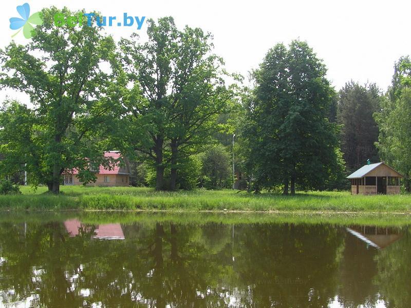 Отдых в Белоруссии Беларуси - дом охотника Гута - Рыбалка