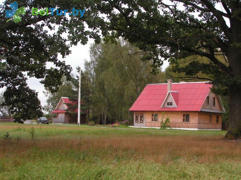 Отдых в Белоруссии Беларуси - дом охотника Гута - Территория и природа