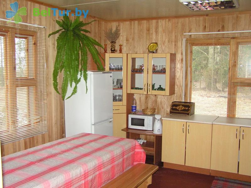 Отдых в Белоруссии Беларуси - дом охотника Гута - Кухня