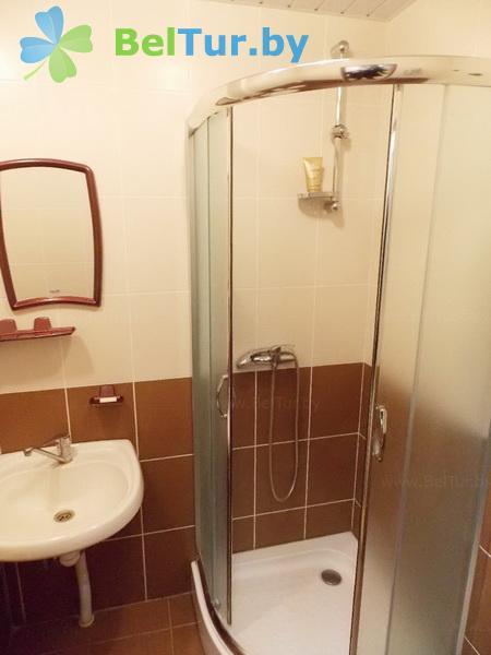 Отдых в Белоруссии Беларуси - база отдыха Яново - семиместный трехкомнатный (спальный корпус)