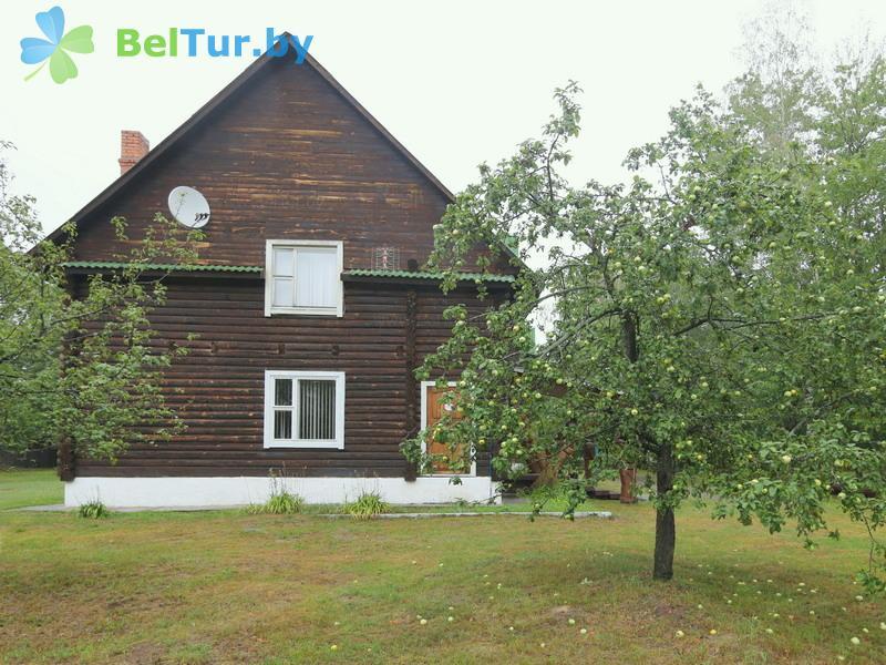 Отдых в Белоруссии Беларуси - дом охотника Хойникский - Территория и природа