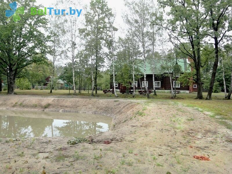 Отдых в Белоруссии Беларуси - дом охотника Хойникский - Водоём
