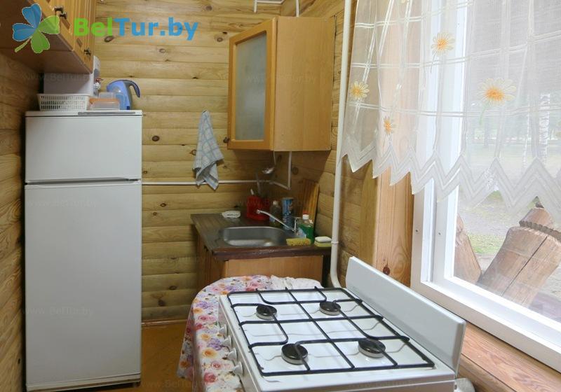 Отдых в Белоруссии Беларуси - дом охотника Хойникский - Кухня