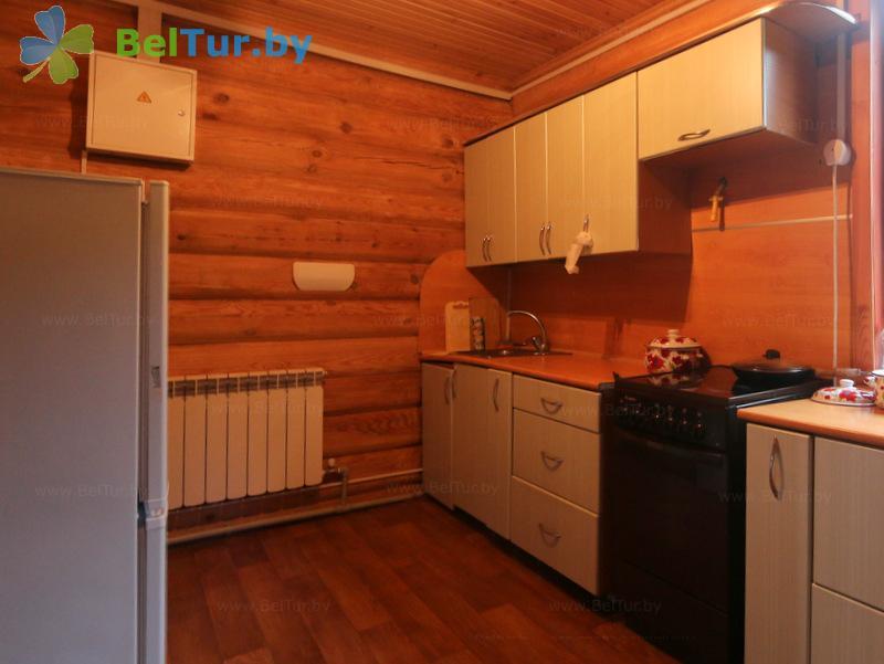 Отдых в Белоруссии Беларуси - база отдыха Семигорье - дом (4 человека) (гостевой дом)