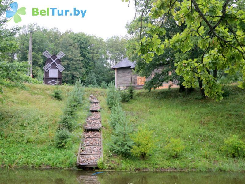 Отдых в Белоруссии Беларуси - база отдыха Семигорье - Рыбалка