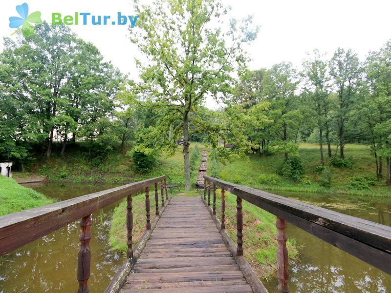 Отдых в Белоруссии Беларуси - база отдыха Семигорье - Водоём