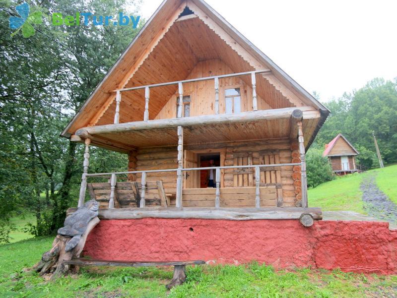 Отдых в Белоруссии Беларуси - база отдыха Семигорье - баня