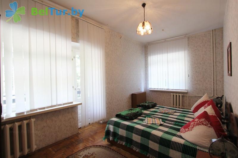 Отдых в Белоруссии Беларуси - база отдыха Лётцы - двухместный двухкомнатный (корпус №3)
