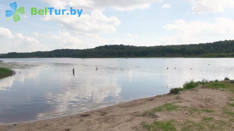 Адпачынак у Беларусі - база адпачынку Лётцы - Вадаём