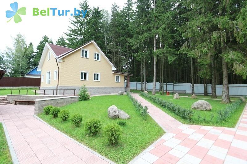 Отдых в Белоруссии Беларуси - дом отдыха Эридан - гостевой дом