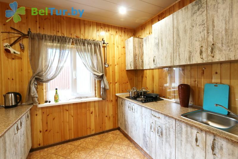 Отдых в Белоруссии Беларуси - дом отдыха Эридан - Кухня