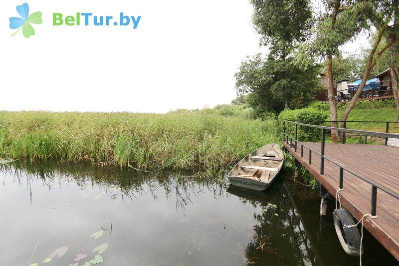 Отдых в Белоруссии Беларуси - дом отдыха Эридан - Рыбалка