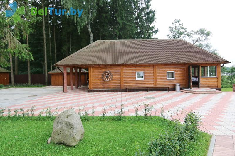 Отдых в Белоруссии Беларуси - дом отдыха Эридан - баня
