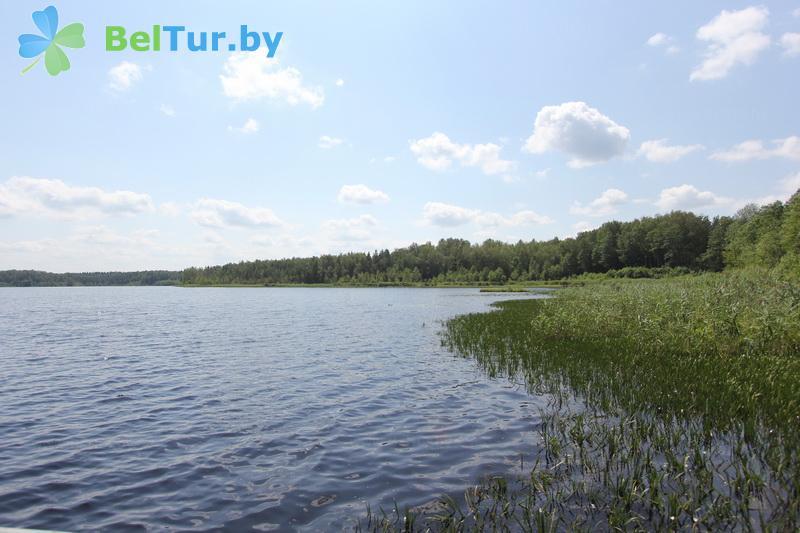 Отдых в Белоруссии Беларуси - база отдыха Бодрость - Рыбалка