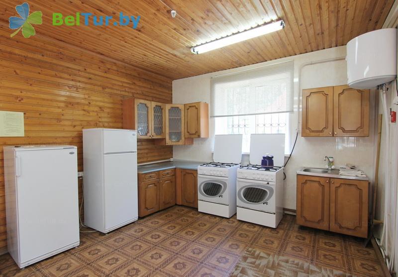 Отдых в Белоруссии Беларуси - база отдыха Бодрость - Кухня