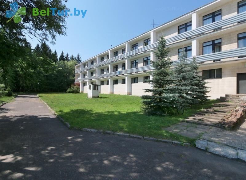 Отдых в Белоруссии Беларуси - гостиничный комплекс Родник - главный корпус