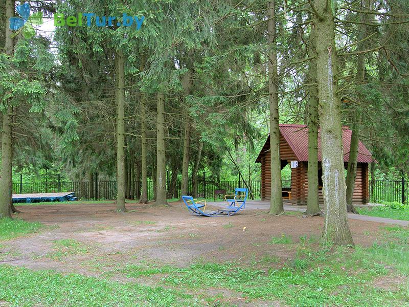 Отдых в Белоруссии Беларуси - гостиничный комплекс Родник - Территория и природа