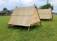 база отдыха Красногорка - Площадка для палаток