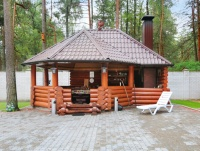дом отдыха Сосновый рай - Площадка для шашлыков