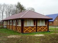 охотничье-туристический комплекс Фольварк Бельчо - Беседка
