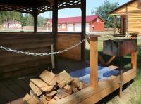 охотничье-туристический комплекс Фольварк Бельчо - Площадка для шашлыков
