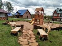 охотничье-туристический комплекс Фольварк Бельчо - Детская площадка