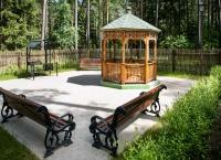 учебно-оздоровительный комплекс Форум - Площадка для шашлыков