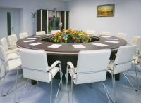 учебно-оздоровительный комплекс Форум - Комната для переговоров