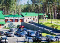 учебно-оздоровительный комплекс Форум - Автостоянка