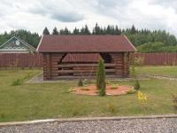 дом охотника Межно - Площадка для шашлыков
