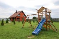 база отдыха Белые Росы - Детская площадка