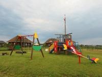 усадьба Три медведя - Детская площадка