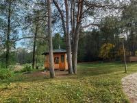 дом охотника Гродненский - Площадка для шашлыков