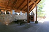 дом охотника Скиф - Площадка для шашлыков