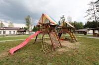 база отдыха Чайка (Борисов) - Детская площадка