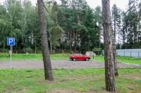 база отдыха Чайка (Борисов) - Автостоянка