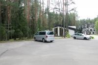 оздоровительный комплекс Ислочь-Парк - Автостоянка