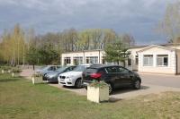 гостиничный комплекс Вишневый сад - Парковка