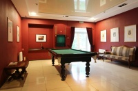 гостиничный комплекс Вишневый сад - Бильярд