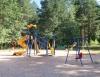 база отдыха Высокий берег Немана - Детская площадка
