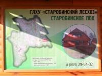 дом охотника Старобинский