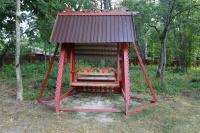 дом охотника Петриковский - Детская площадка