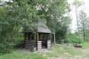 дом охотника Петриковский - Площадка для шашлыков