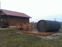 база отдыха Дом Рыбака - Баня русская