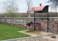 усадьба Королинский фольварок Тызенгауза - Площадка для шашлыков