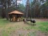 база отдыха Комарово - Площадка для шашлыков